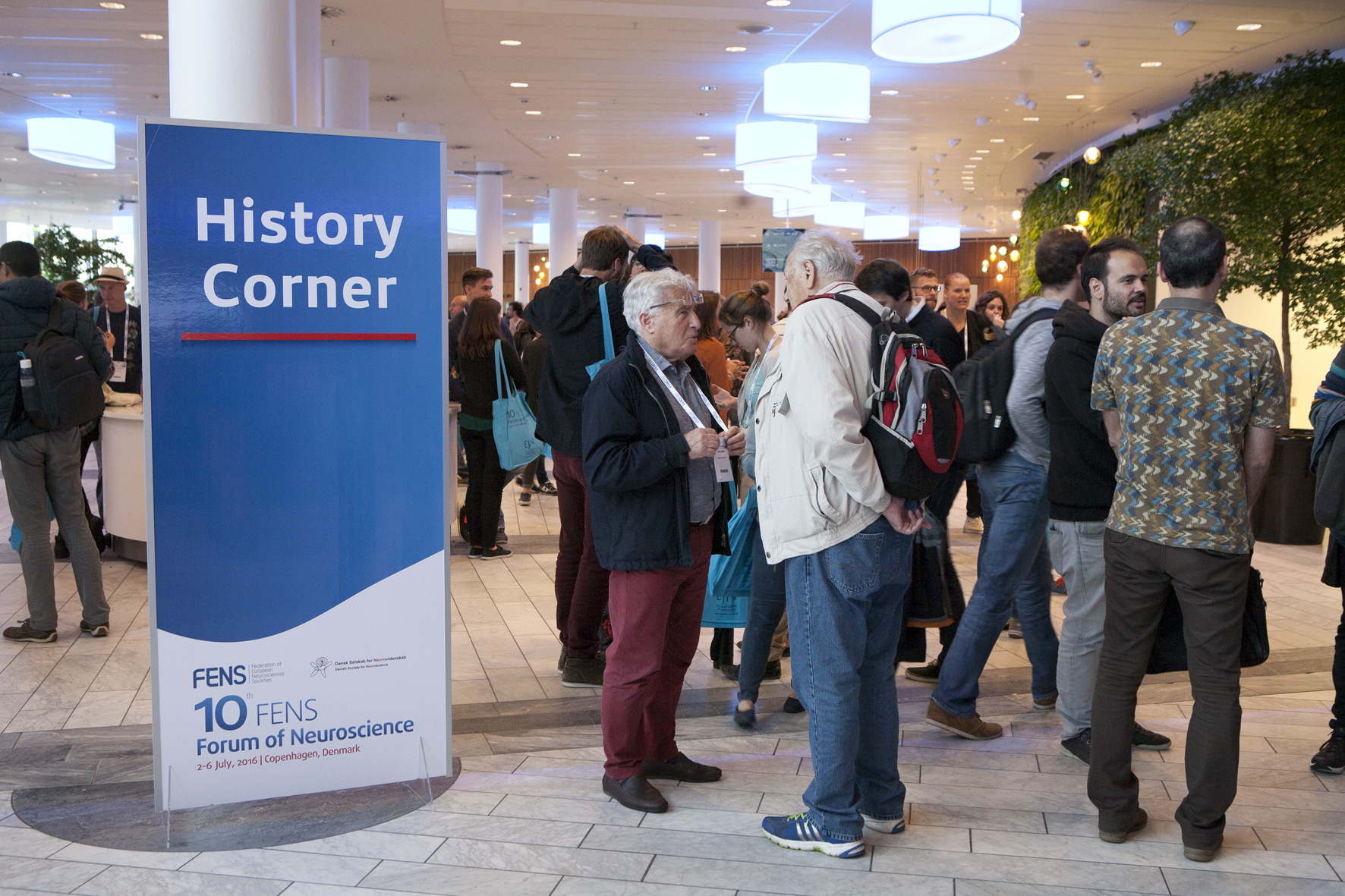 FENS History Corner